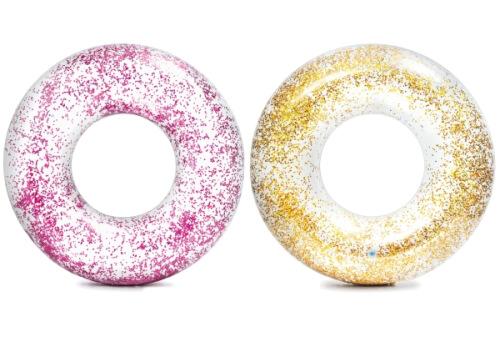 Jumboring Glitter sortiert, ca. # 119cm