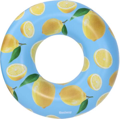 Bestway® - Scentsational Lemon Schwimmring