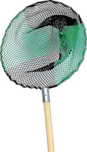 Outdoor active Kescher mit Holzstiel, Länge ca. 120 cm, ca. 90x26x2 cm, ab 3 Jahren