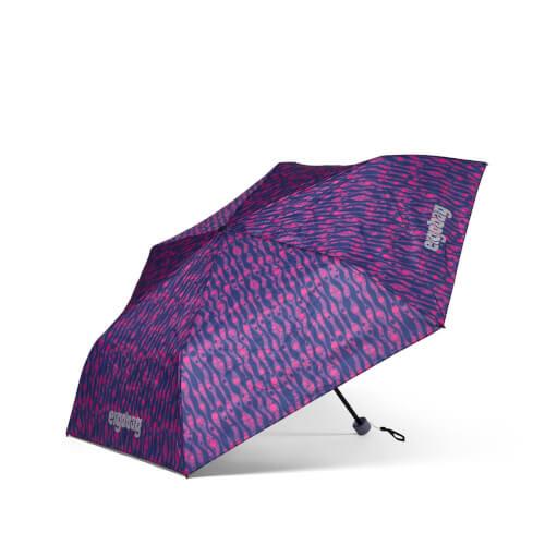 ergobag Regenschirm Bärmuda Viereck