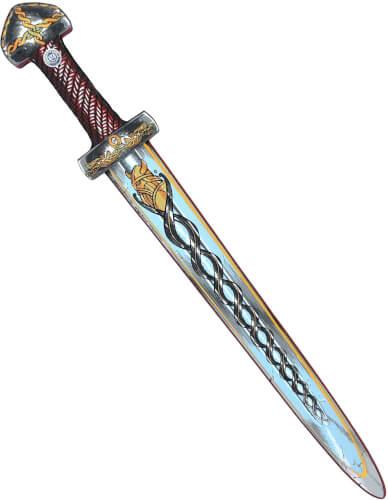 Liontouch Wikinger Schwert, rot