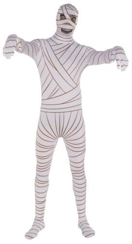 Kostüm 2nd Skin Mummy Adult Gr.L