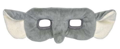 Plüschmaske Elefant Lustige Tierparade
