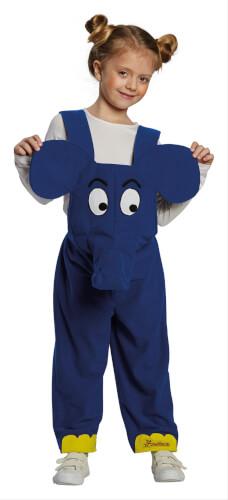 Kostüm Der Elefant - Child blau 116