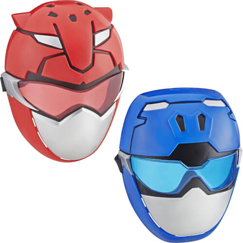 Hasbro E5898EU4 Power Rangers Maske, sortiert