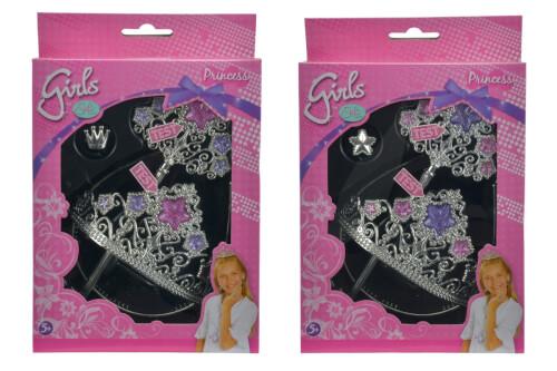 Steffi Love Girls Prinzessinnenset, 2-sortiert.