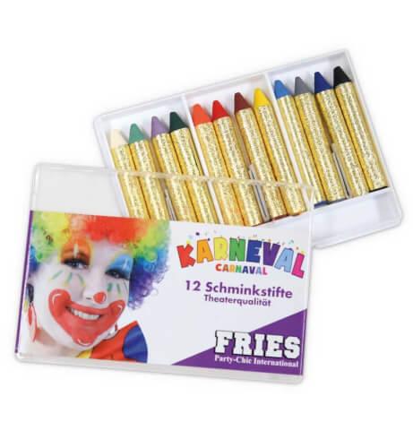12 Schminkstifte SB