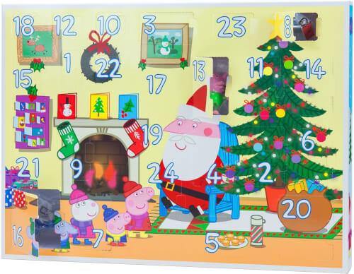 Jazwares Peppa Pig - Peppa's Adventskalender 2021