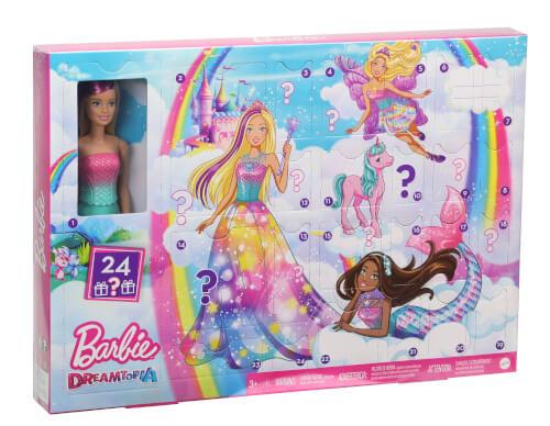 Mattel GJB72 Barbie Fairytale Adventskalender