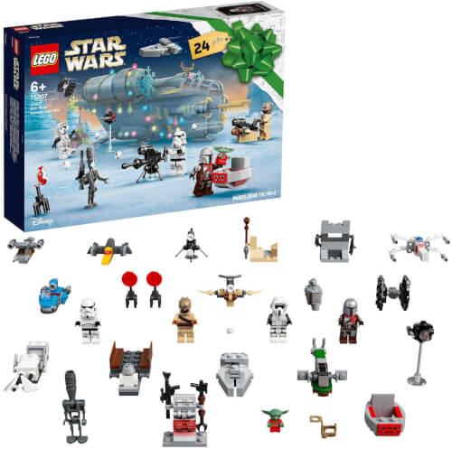 LEGO Star Wars™  75307 LEGO® Star Wars™ Adventskalender