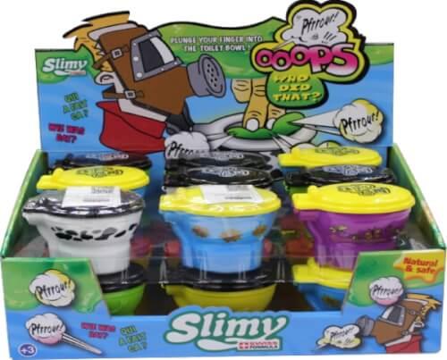 Slimy Original Toilet Bowl from the 80Žs