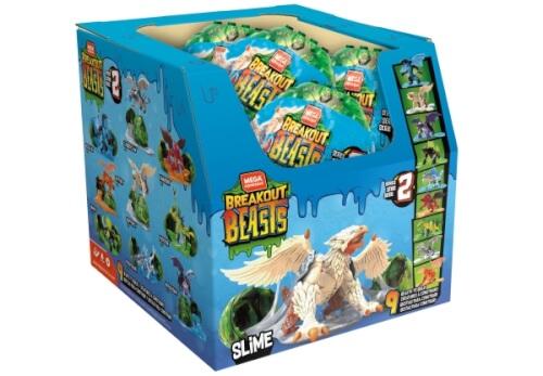 Mega Breakout Beasts Blindpack Sortiment