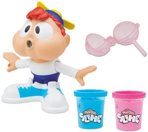 Hasbro E8996RC0 Play-Doh Slime Kaugummi Charlie