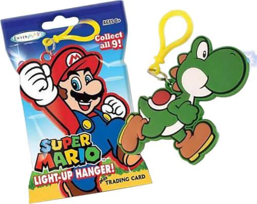 Enterplay Super Mario Anhänger, sortiert