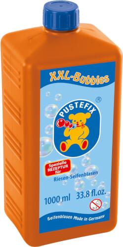 PUSTEFIX - Pustefix Nachfüllflasche XXL-Bubbles 1000ml