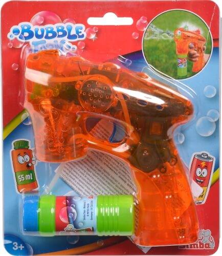Bubble Fun Seifenblasen Pistole