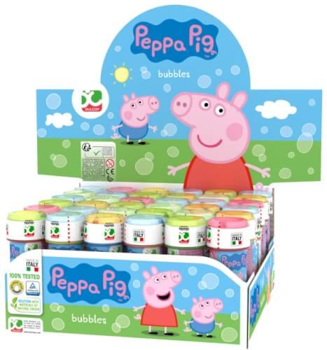 Peppa Pig Seifenblasen 60 ml