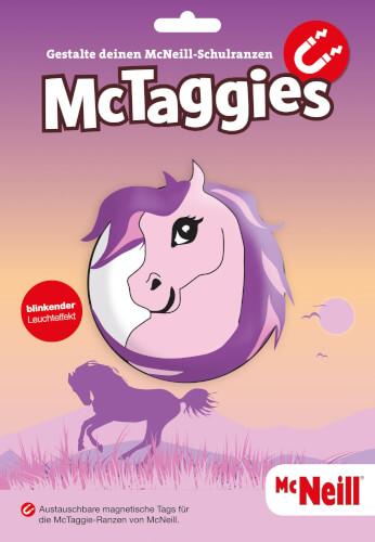 McNeill McTaggie blinkend HORSE