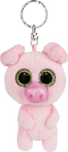 Glubschis Schlenker Schwein Zuzumi 9cm Schlüsselanhänger