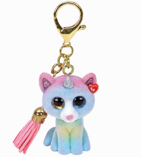 HEATHER Katze Mini Boo Clip