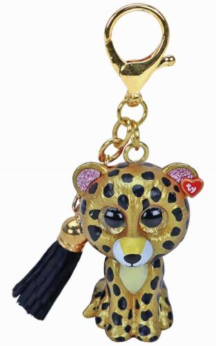 STERLING Leopard Mini Boo Clip