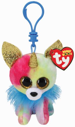 YIPS Chihuahua - Boo Key Clip