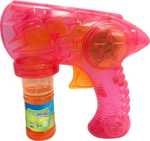 Outdoor active Seifenblasen-Pistole, 59 ml