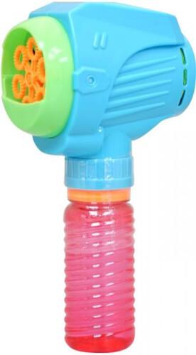 Outdoor active Seifenblasen Blaster mit Licht, 118 ml