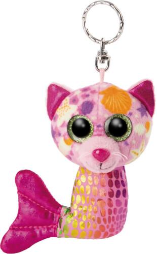 NICI Glubschis Meerjungfrau Katze Aqua-Marie 11cm Schlüsselanhänger