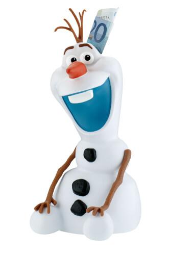 Bullyland Walt Disney Frozen Spardose Olaf, ab 3 Jahren.