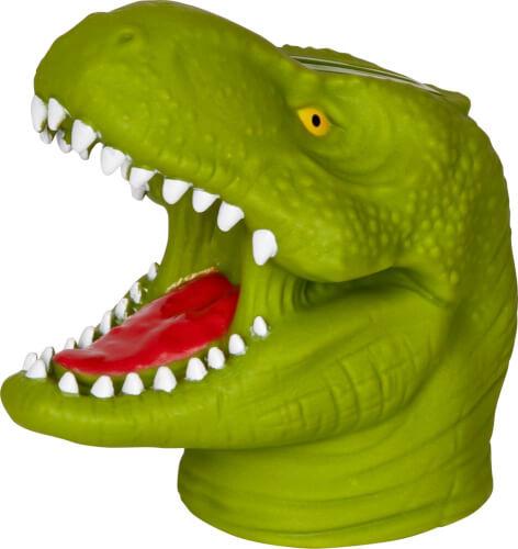 Spardose mit Lichteffekt T-Rex World