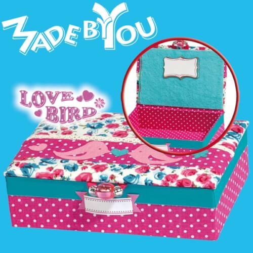Schmuckbox Love Bird