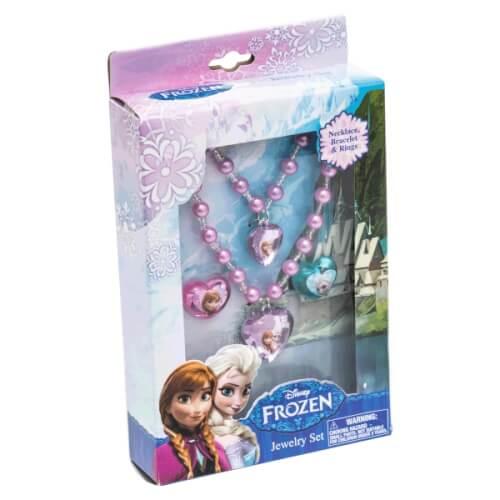 Disney Frozen - Die Eiskönigin Schmuckset