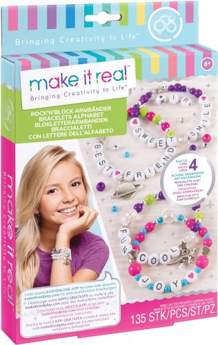 Make it real RockŽn Block Armbänder