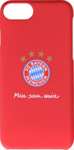 FC Bayern Handycover Logo iPhone 8