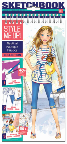 Style me up! - small Size Nautical Collection