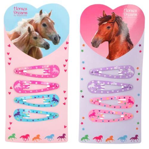 Depesche 5460 Horses Dreams Haarspangen