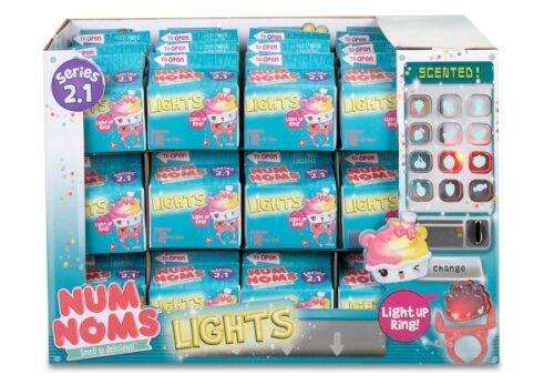 Num Nom Lights Mystery Packs Asst in PDQ