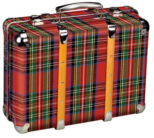 Koffer mit Holzleisten Felix  erweiterte Collection
