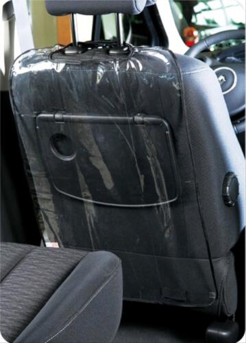 Rückenlehnenschutz, transparent, ca. 68x45 cm