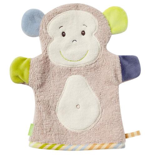 Fehn Waschhandschuh Affe