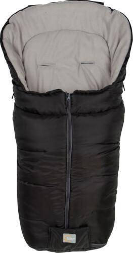 Fillikid Winterfußsack Eco, big schwarz