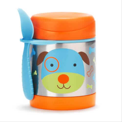 Skip Hop Zoo Food Jar Dog