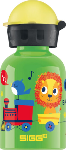 SIGG Jungle Train Trinkflasche, 0,3 Liter