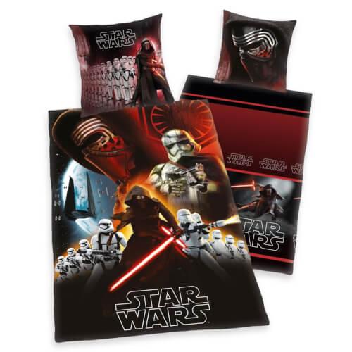 Star Wars Bettwäsche, 135 x 200 cm /80 x 80 cm