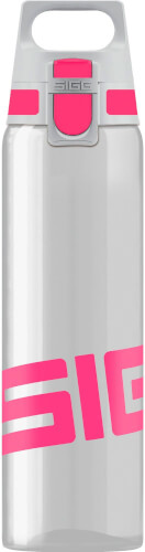 SIGG TOTAL CLEAR ONE Berry Trinkflasche, 0,75 Liter