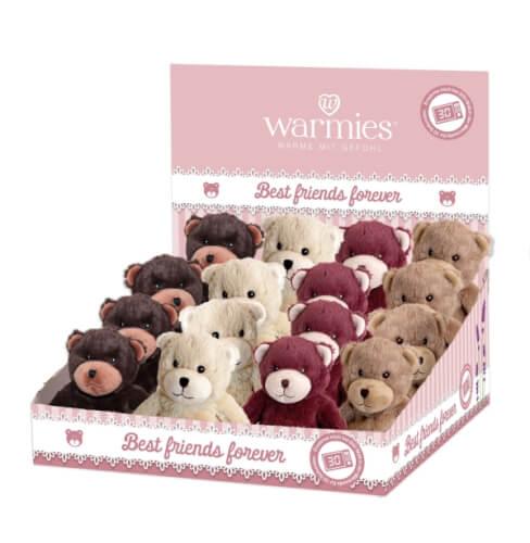 Warmies® Mini Bären, sortiert