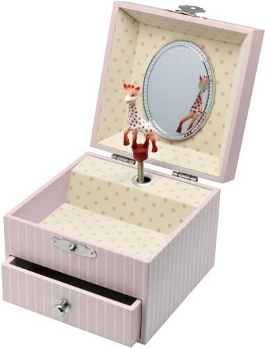 Musik Box Sophie, pink