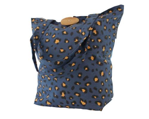 Shopper (Tasche) Blue Leo