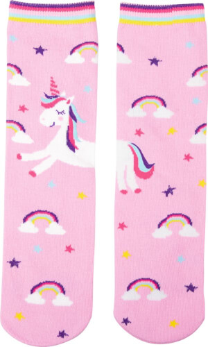 Magic Socks Einhorn-Paradies, one size  Gr.26-36
